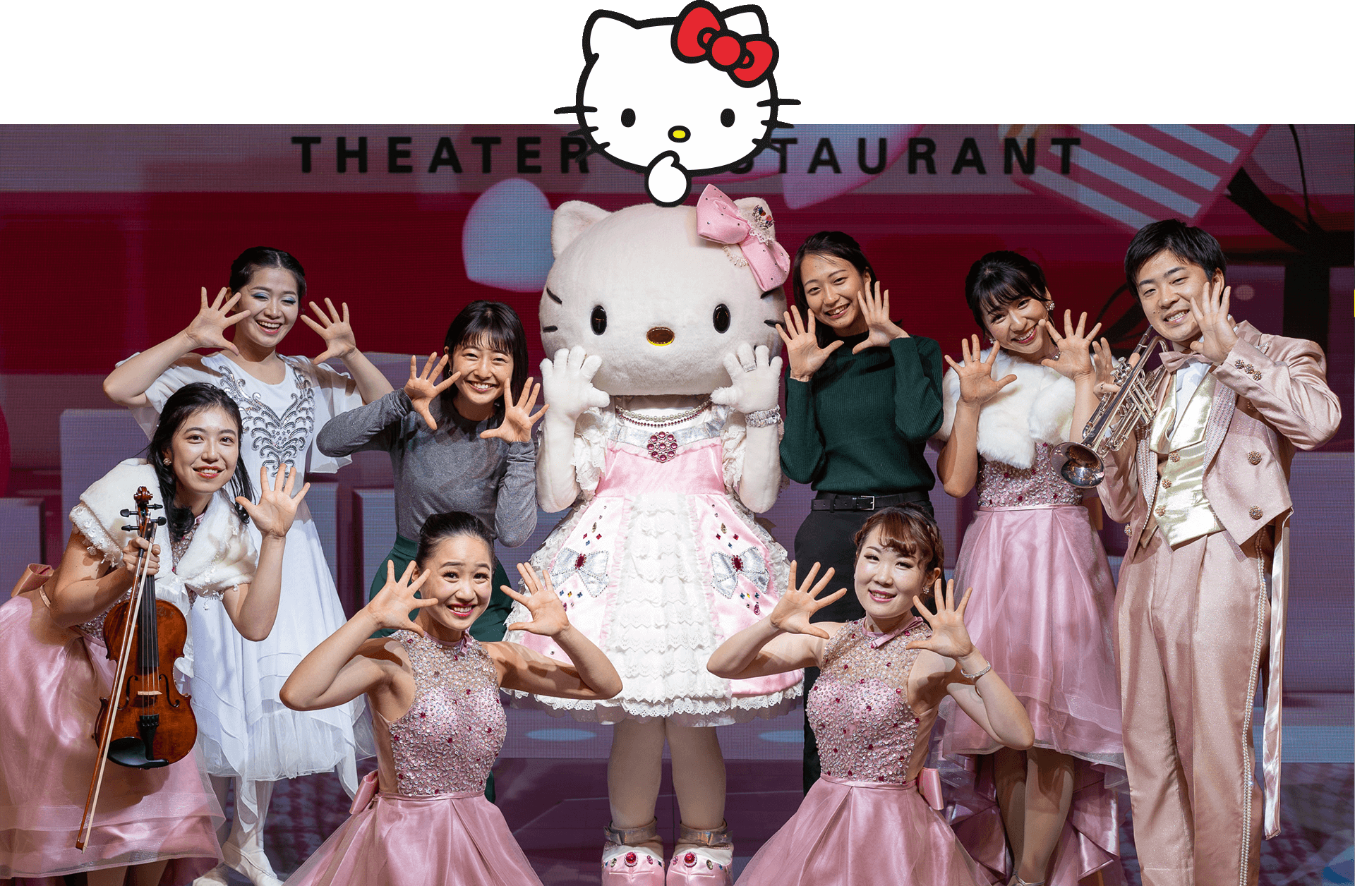 淡路島 HELLO KITTY SHOW BOX3D動畫Gallery